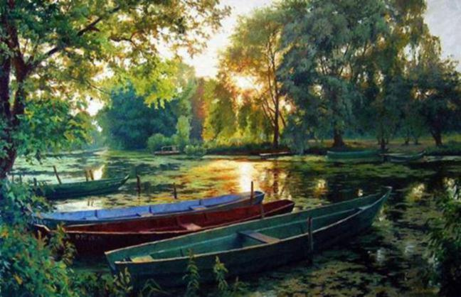 Ukraine-landscape-paintings