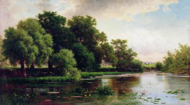 Lev-Kamenev-artist