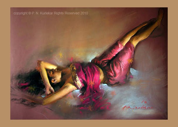 pastel-paintings-woman