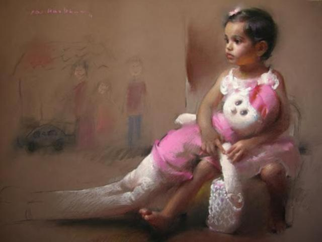 doll-paintings