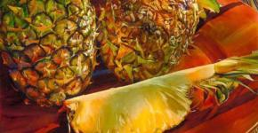 paintings-pineapple