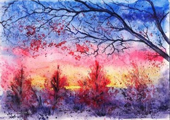 tree-paintings