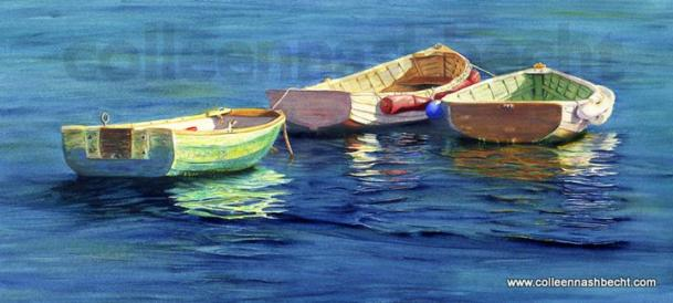 painting-boats
