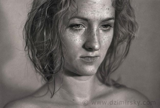 pencil-portraits