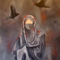 Art as Protest-Discrimination Against Muslim Woman