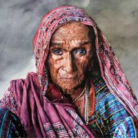 Realistic Watercolor Portraits | Uday Bhan