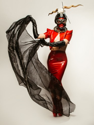 latex photography