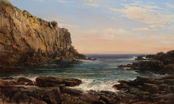 Painting Along the AgeOld Artists Haunts A Coastal Maine Landscape Fine Art