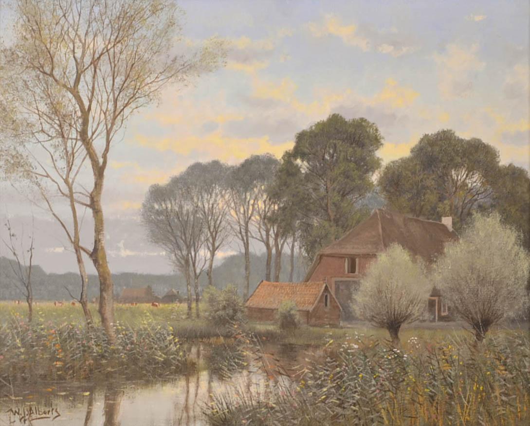 WJ Alberts Fine Art Inspire Hoorn