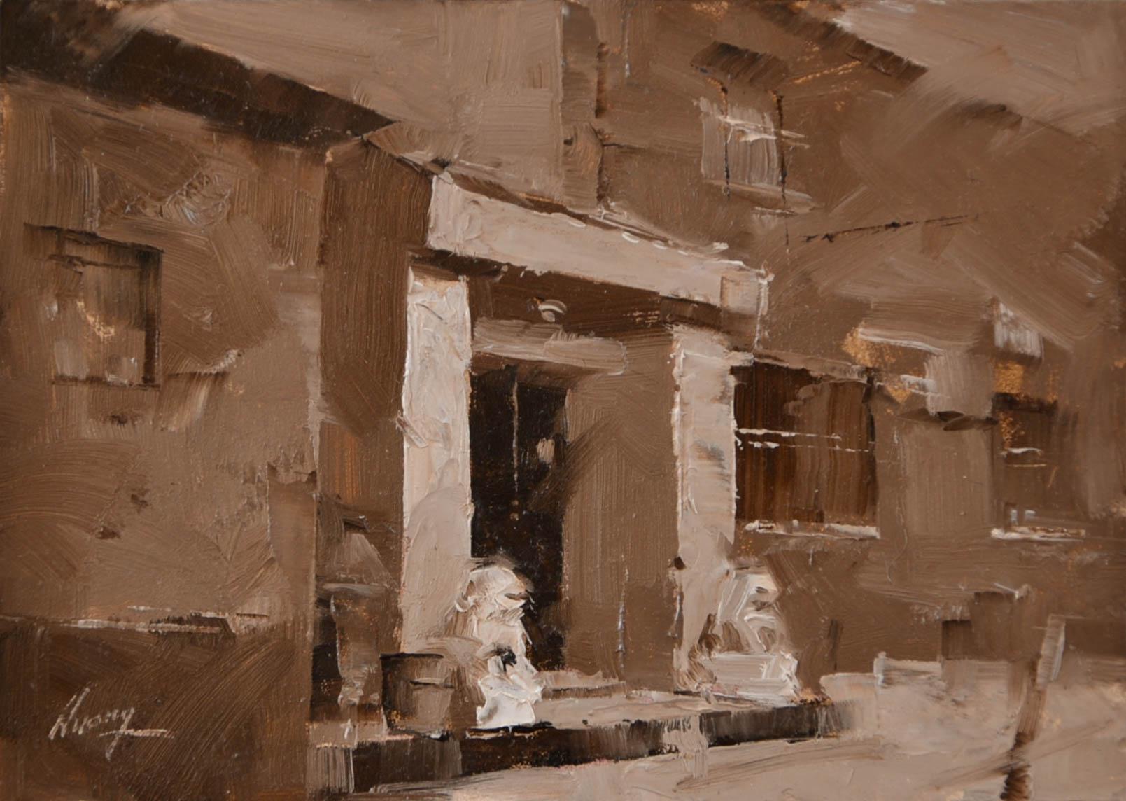 Qiang Huang Fine Art Inspire Hoorn