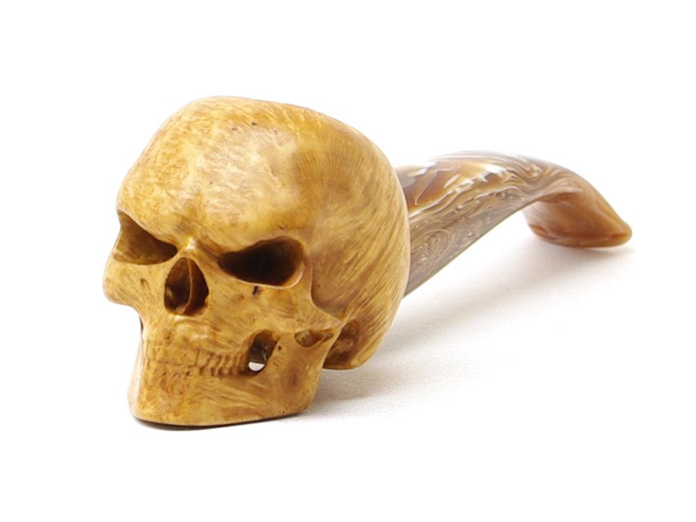 M-017b Angry Skull