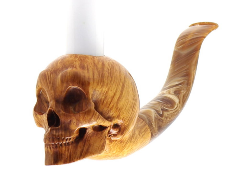 M-022d Happy Skull