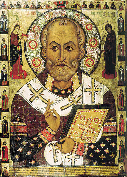 The Image of St. Nicholas in Religious Art