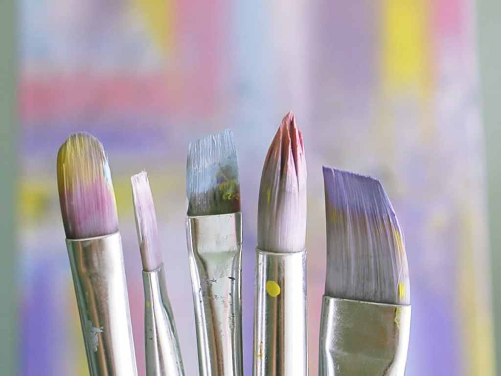 oil painting supplies for beginners