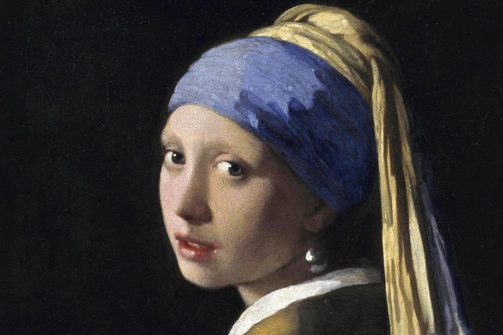Johannes Vermeer: Girl With Pearl Earring