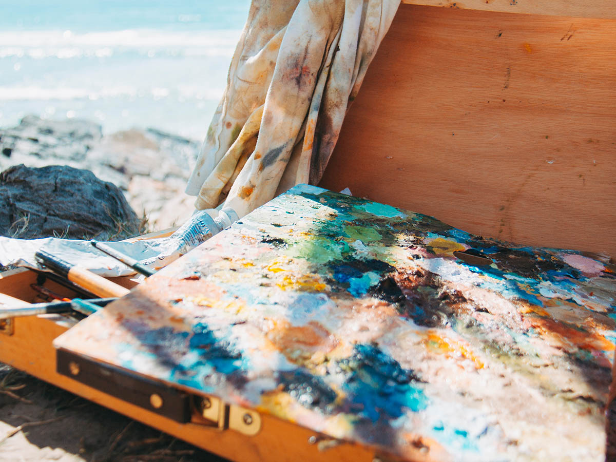 Plein Air Painting Tutorial: 9 Tips for Painting Outside