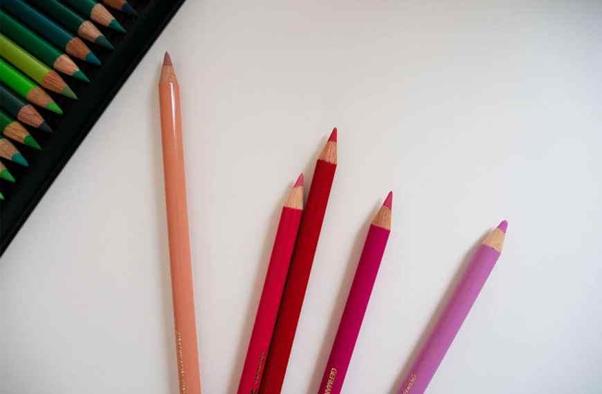 Coloured Pencil Techniques: Tutorial for Artists