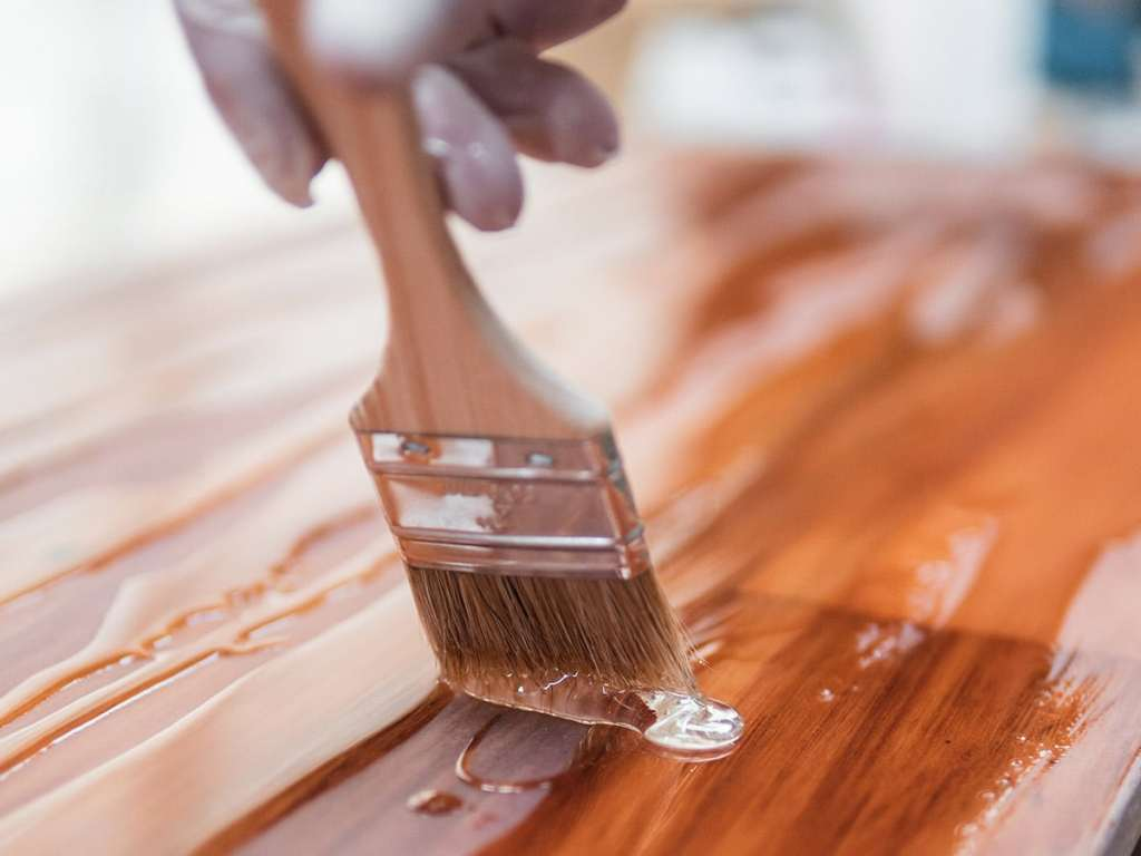 How to varnish an acrylic painting
