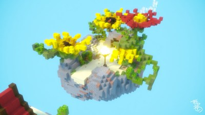 FLOWERS – BEDWARS MAP