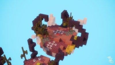 HELL – SKYWARS MAP