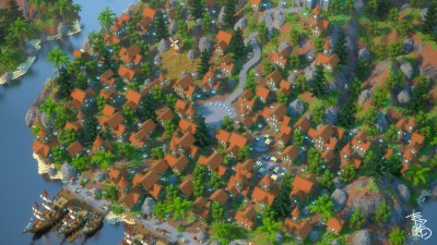 MEDIEVAL CITY – VERY LARGE SERVER HUB
