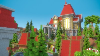 MEDIEVAL VILLAGE – SURVIVAL SPAWN