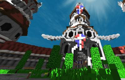 Factions / Survival Spawn – 300×300