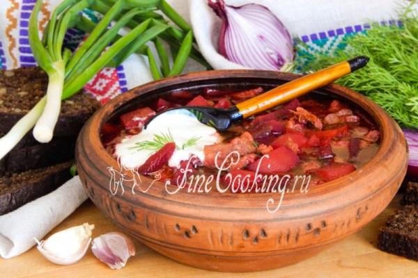 Первые блюда. Пошаговые рецепты с фото простых и вкусных ...