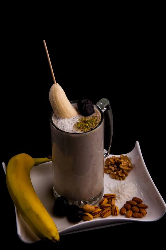 Ajwa Date Smoothie recipe ramadan Party