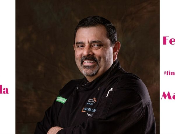 Chef cyrus Todiwala on Fine dining Indian Magazine