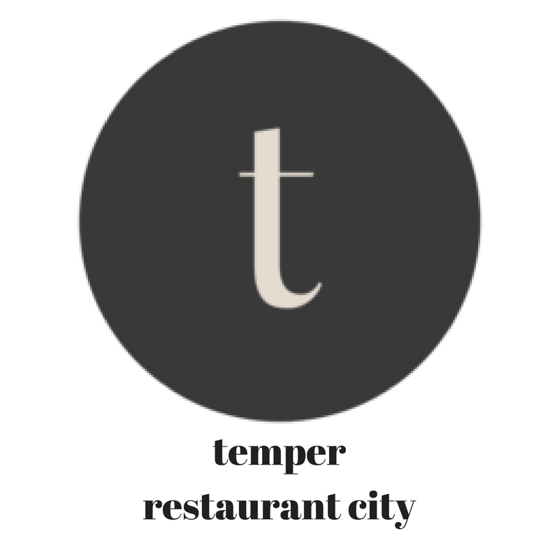 Temper restaurant city food Tasting fine dining indian