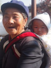 Such proud grandparents.