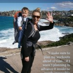 Fit Mama Friday - Meet Elli. An eco-conscious, organic living fit mum from Sydney, Australia, Elli is committed to living a fit and healthy lifestyle for her baby boy.