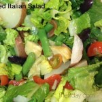 Recipe – Chopped Italian Salad