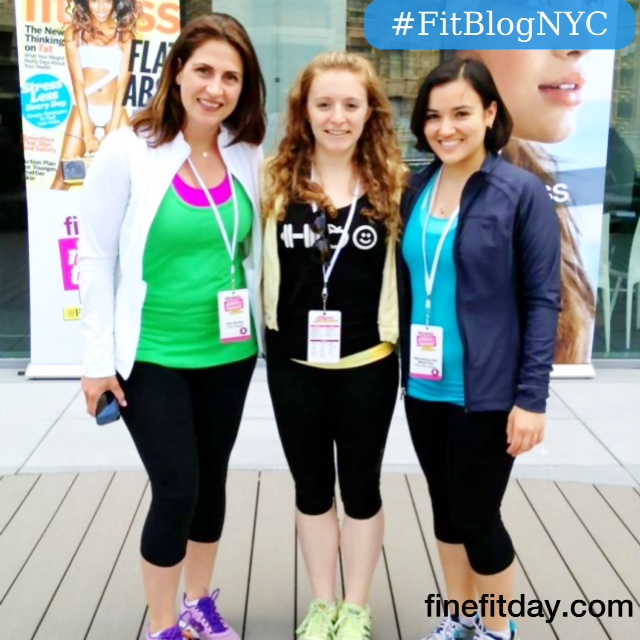 fitness blogger meet and tweet