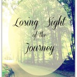 Losing Sight of the Journey – or, What I'm Learning from Training for a Second Marathon