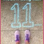 Marathon Training Week 4 Update – Priorities