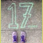 Marathon Training Week 9 Update – Reflection