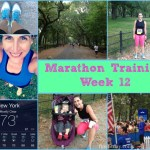 Marathon Training Update Week 12 – Grete's Great Gallop
