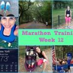Marathon Training Update Week 12 – Grete's Great Gallop