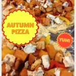 Recipe: Autumn Pizza