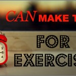 You CAN Find Time to Exercise! – On 'Working (Out) Mama' on The Stir