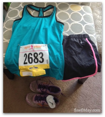 Running Tips - Preparing for your First Race