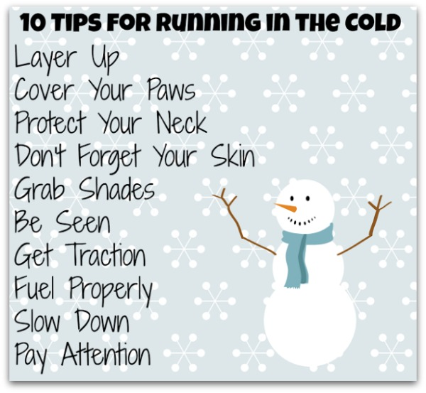 10 Expert Tips For Cold Weather Running [GUEST POST ...
