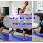 The Art of (Planning) Racing and a Medicine Ball Workout