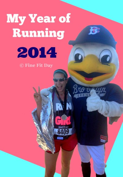 My Year of Running 2014