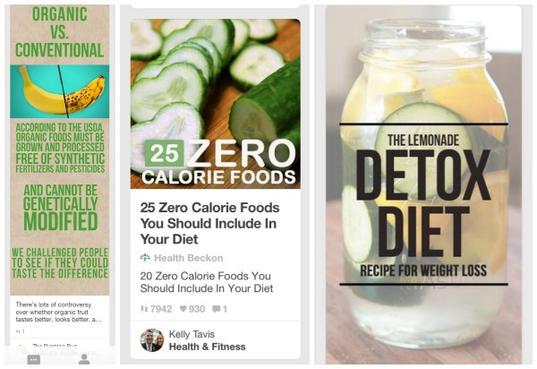 Pinterest Pins That Make Me CRAZY. Foods never to eat (huh?), lose 10 pounds in a week (not gonna happen), exercises to get rid of cellulite (a myth) - here are all the fitness pins that make me crazy! |fitspo|fitspiration|fitness myths|