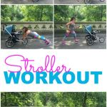 Stroller Workout with the Bugaboo Runner