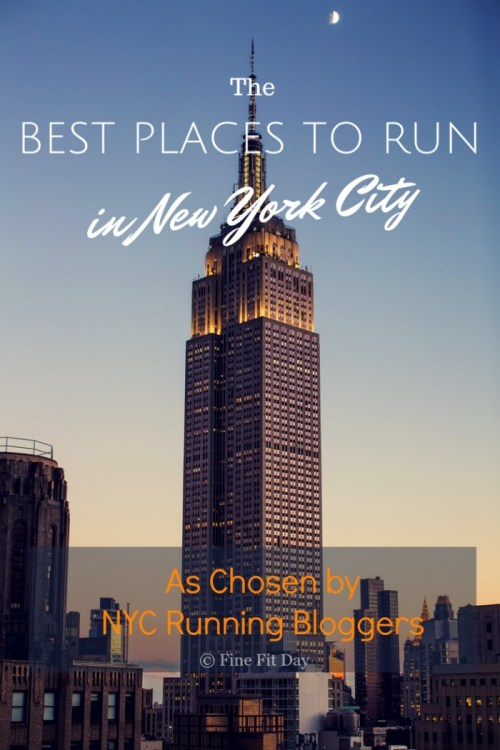 The Best Running Routes in NYC (chosen by New York running bloggers). Whether you want to check out iconic Central Park, a skyline view, or running on the beach, NYC based running bloggers have you covered with these amazing places to run in New York City!If you're looking for an NYC running route that not every tourist will be running, this is your guide! | travel | | running | | NYC |