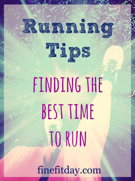 What's the best time to run? This question is one I get asked often as a personal trainer and a runner. The short answer is, whenever you can! but of course, it's a little more complicated than that. Whether you're looking for beginning running tips, or you've been running for years and are just trying to juggle a work, home, family balance, this guide will help you choose your perfect time to run. | running tips | running | fitness | exercise |